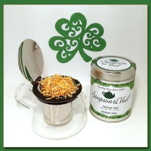 St Patrick's Tea