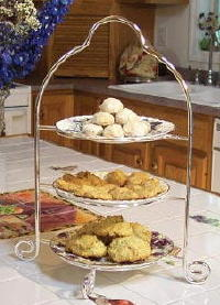 Dessert Stand for afternoon tea