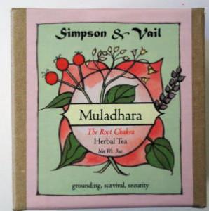 Muladhara Root Chakra Herbal Tea