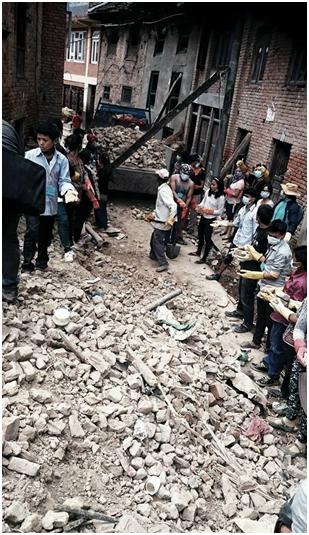 nepal-Tumultomoustimes–physicallymentally&spiritually