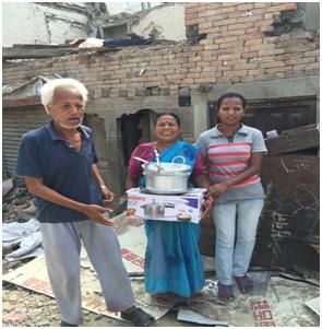 nepal-foodkitchen settarpaulin&mosquitonet2
