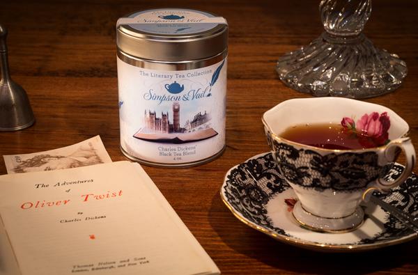 Charles Dickens Tea