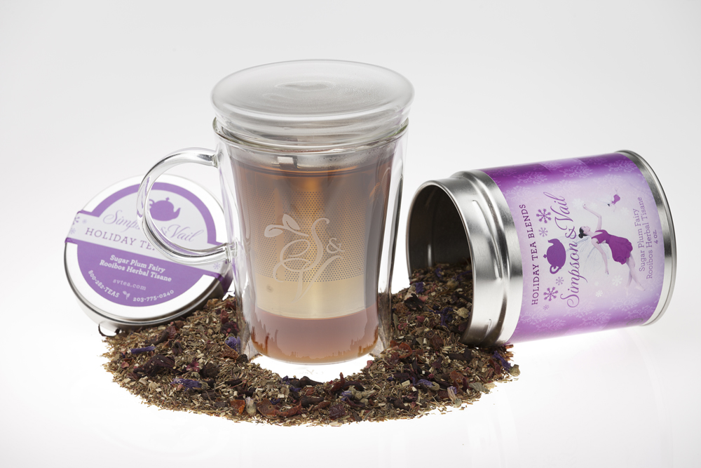 Sugar Plum Fairy Rooibos Tisane