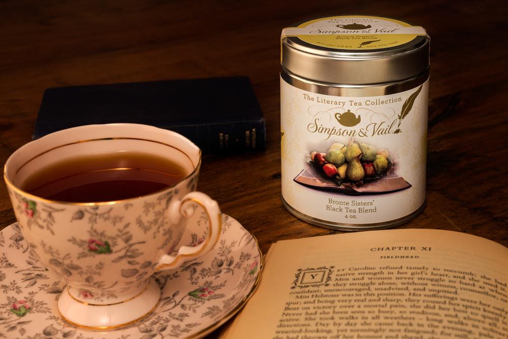 The Bronte Sisters Tea