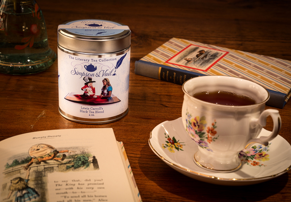 Lewis Carroll Tea