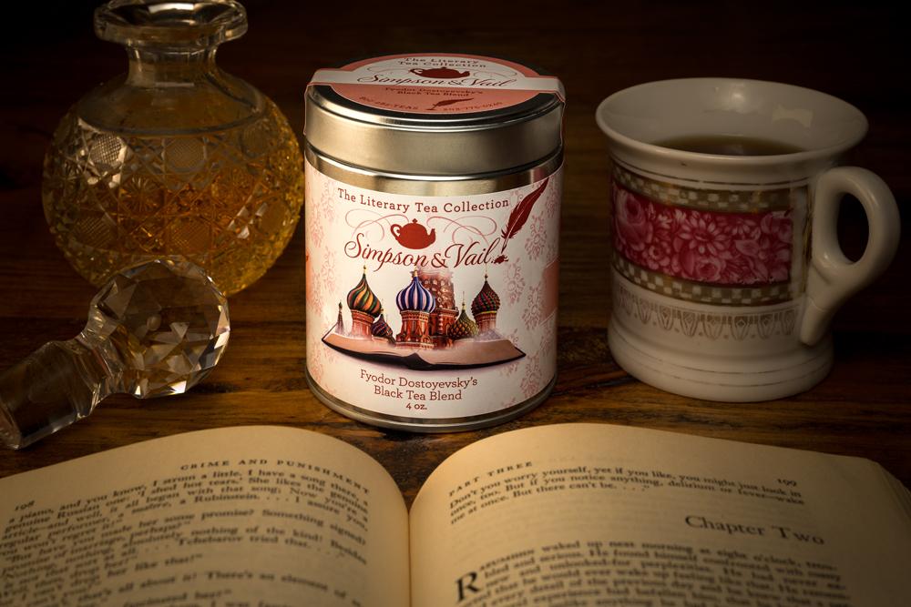 Fyodor Dostoyevsky Tea