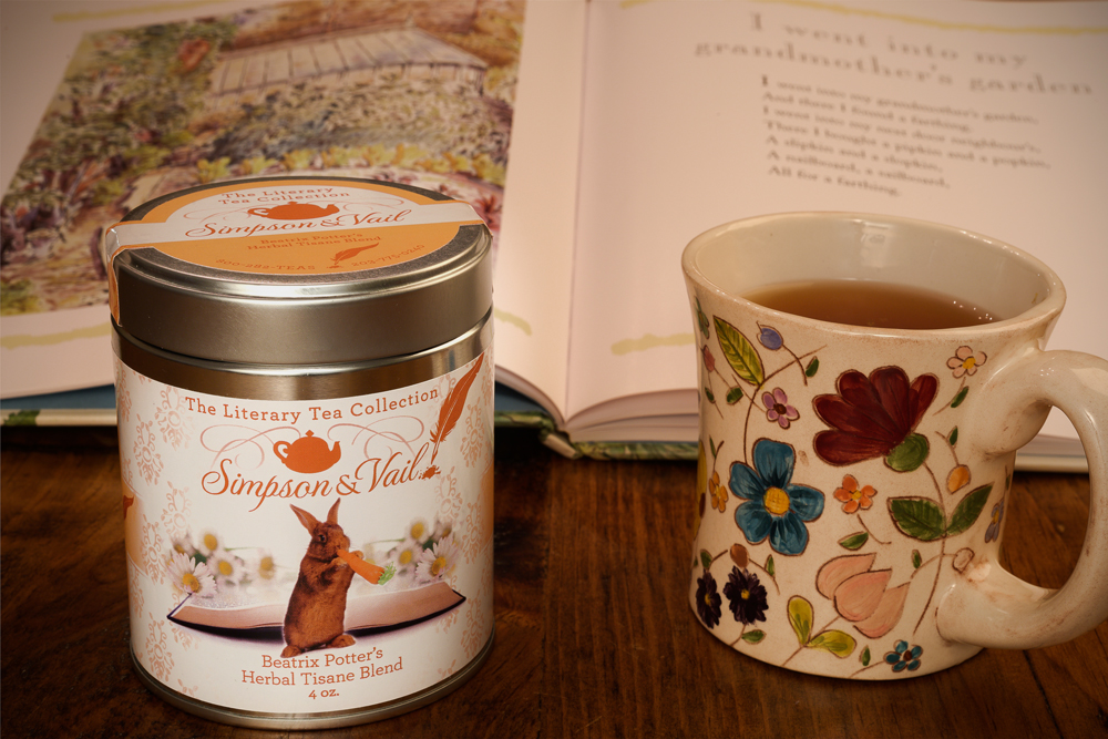 Beatrix Potter Herbal Tea