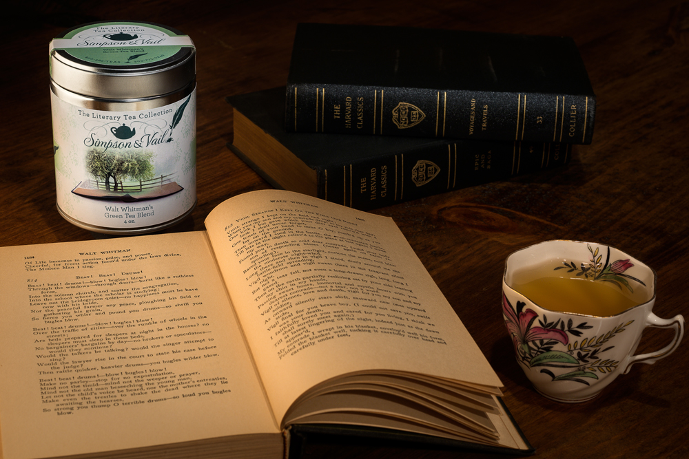 Walt Whitman Tea