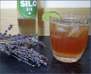 Lavender Lace Gin & Tonic