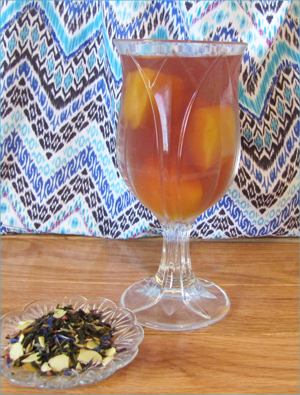 Pomegranate Acai Yumberry Iced Tea
