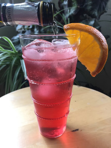 Dragonfruit Iced Tea