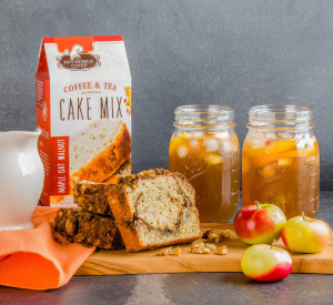 Maple Oat Walnut Cake Mix