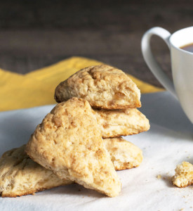 Ginger Lemon Scone Mix