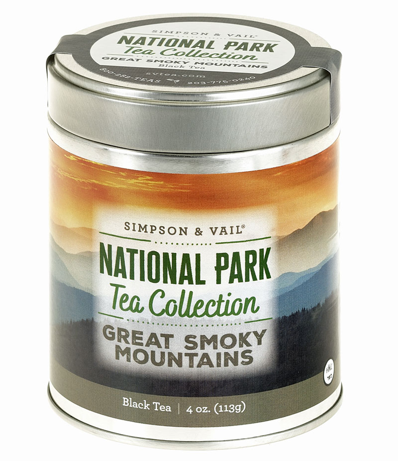Great Smoky Mountains Tea Blend