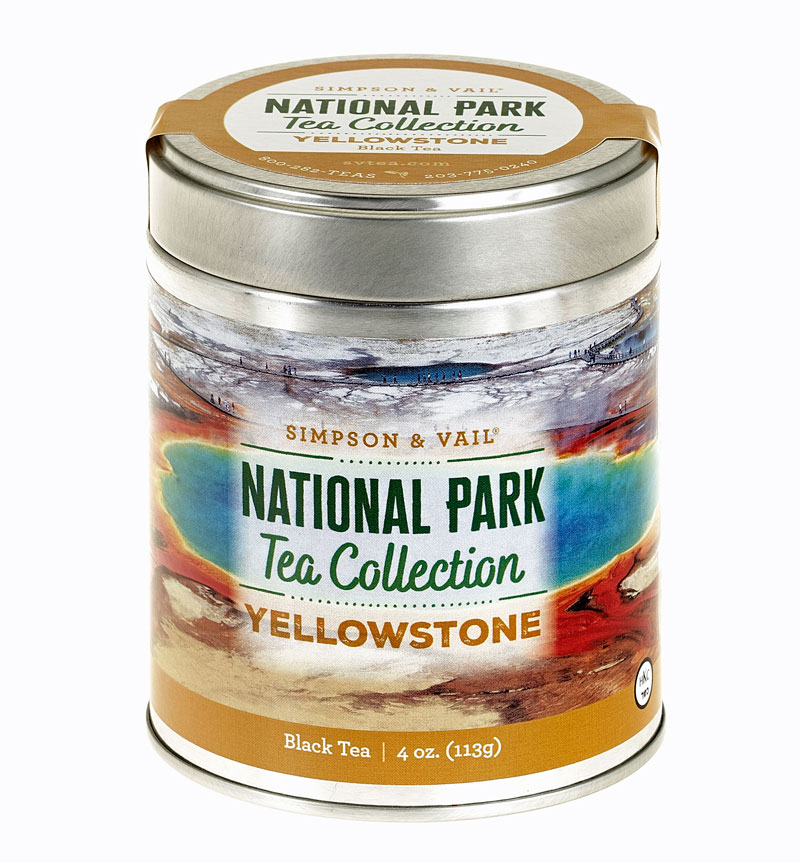 Yellowstone Tea Blend