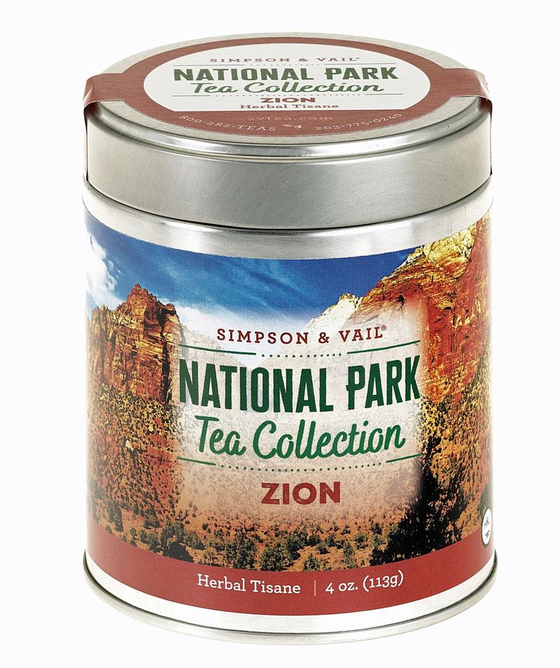 Zion Tea Blend
