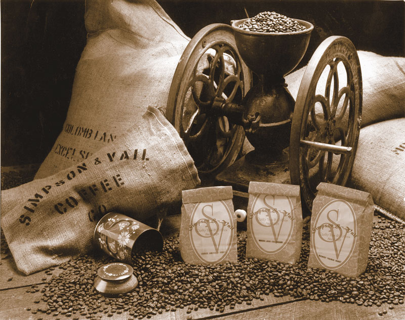 Simpson & Vail - quality coffee for over 100 years