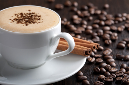 The perfect cup of coffee starts with quality Simpson & Vail coffee