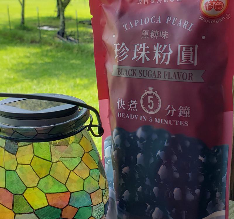 Bubble Tea - Boba - Tapioca Pkg