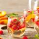 Tea Sangria Recipe White Tea Raspberry Peach Sangria